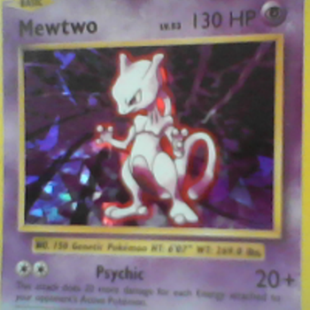 the old style mewtwo is mine now XD by midnite300