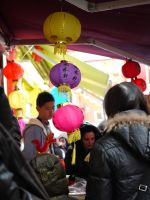 Lanterns @ China Town, London. by asaluiphotography