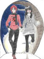 : PV : Winter Walks SS by ForeverTired