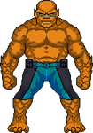 Age without X - The Thing by therealOrkie