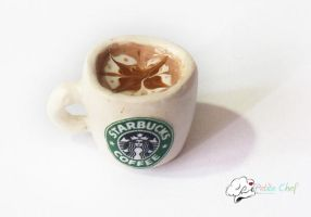 Starbucks Latte by kuroso