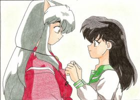 Inuyasha The Movie 2 by chicca88