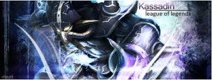LoL - Kassadin Signature by MuRiKbr