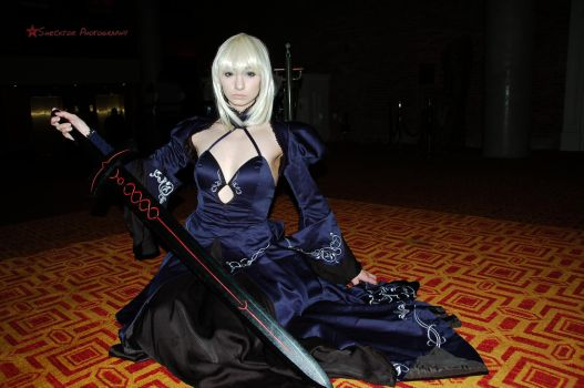 Saber Fate Grand Order (3) by Shecktor-Photography