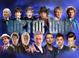 Doctor Who - The Thirteen Doctors wallpaper by jimg1972