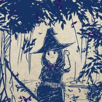 Witch in the Woods by Keetox