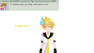 Question 243 by AskLenKagamine02