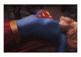 hot super woman dead by sepehrtp