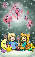 Art Trade .:Warm Magic:. by Ask-Fay-the-Dreamer