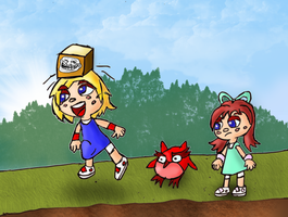 The Great Giana Sisters DS? by Quacksquared
