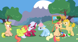 A Day in the Park by Scourge707