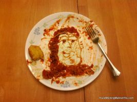 Spaghetti Leftovers Buzz by nlcast