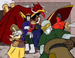 PG: Emperor's Court by Bug-Off