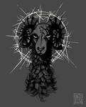 The Ram by CanisAlbus
