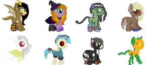Halloween Mystery Foal Auction [CLOSED] by Neoceltia