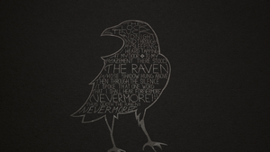 Thus quoth the raven by knives-banime