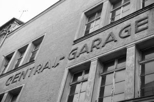 Central Garage by ART-Obscure