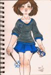Velma is a Ravenclaw by AnotherOddity