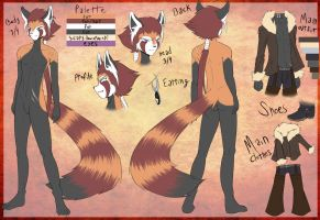 Shion reference by WhitePhox