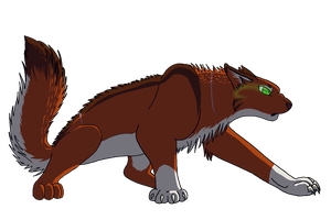 firestar by stray-thought