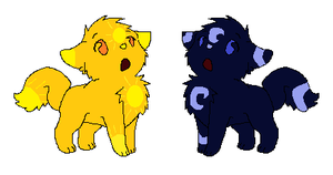 Sun and Moon Adopts-Closed by flaries