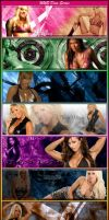 WWE Diva Series by MarvelousMark