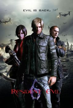 Resident Evil 6 - Retribution style by Ryuk124