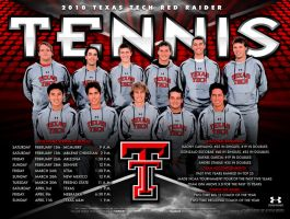 10 ttu mens tennis by Satansgoalie