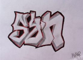 Graffiti by Mrmr-Hearts-Every1