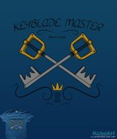 Keyblade Master, since 2002 [Kingdom Hearts] by Ruwah