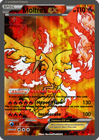 Moltres EX by EnteiTheLegendary