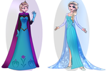 Elsa by LizzieT