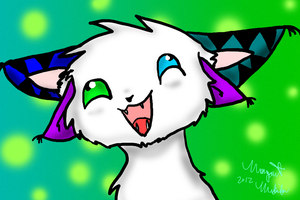 Happeh Face by space--kitten