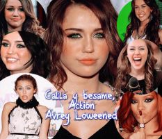 Calla y besame ACTION by WatsonLowened