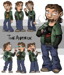 Scrap - TheArtrix's ID 2006 by TheArtrix
