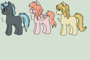 Foal Challenges by ponyboogers