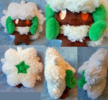 Whimsicott (up for sale) by Rens-twin