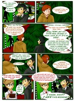 Christmas of the Shadow People by SillyPepper