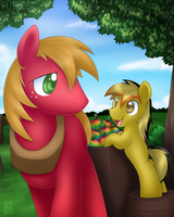 Zaps Apple and Macintosh by Electuroo