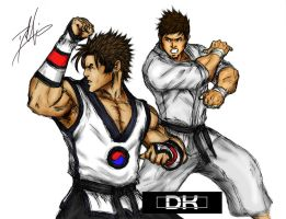 Brothers I by DHK88