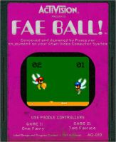 Fae ball game by yomerome