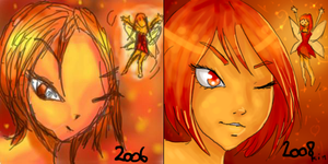 Evolution before-after by Kimmmi