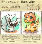 Rescue Guild Leaders by crayon-chewer