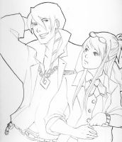 PW4 - Nice Try There, Klavier by Udon-chan