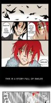 Snow White and Rose Red Ch.1.1 by DannyPhoenix0013