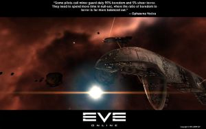 EVE: Guard Duty by arconius