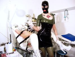 Private Examination by kinkystyle