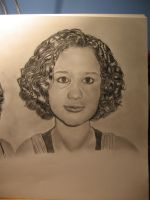 Double Portrait Close-up 2 by LandomuNinjaSan