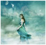 .:The Cloud Goddess:. by MelissaGriffin