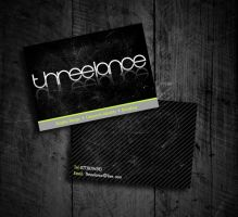 Threelance Business Card by AustinUK17
